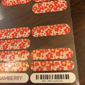 Jamberry Makeup - 3 for $15 or 5 for $20 ~ Jamberry Nail Wraps